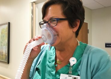 Hydrogen Inhalation in Hospitals
