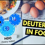 Deuterium and Foods
